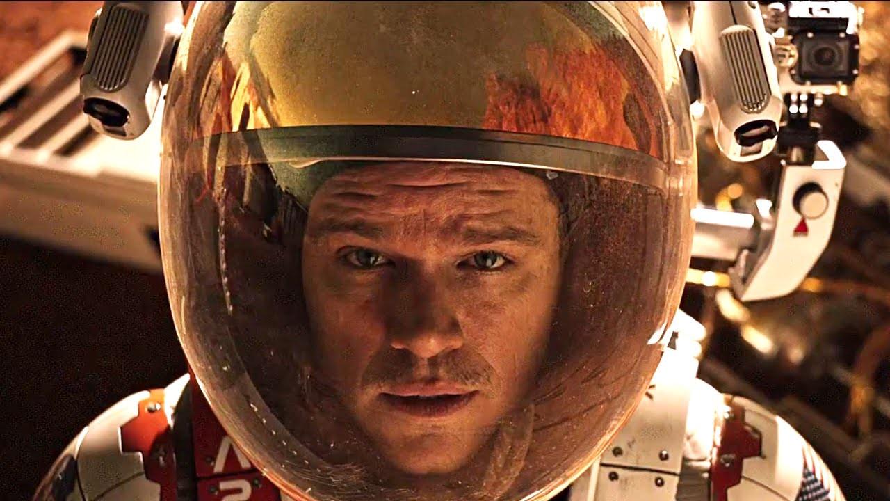 """「オデッセイ」""""The Martian""""(2015)"""