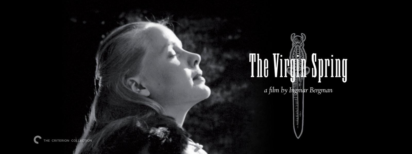 """「処女の泉」""""Jungfrukällan"""" aka """"The Virgin Spring""""(1960)"""