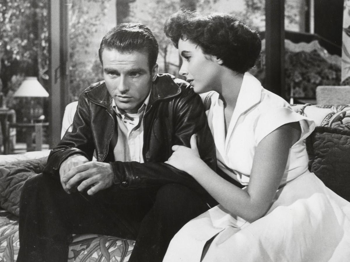 """「陽のあたる場所」""""A Place In The Sun""""(1951)"""