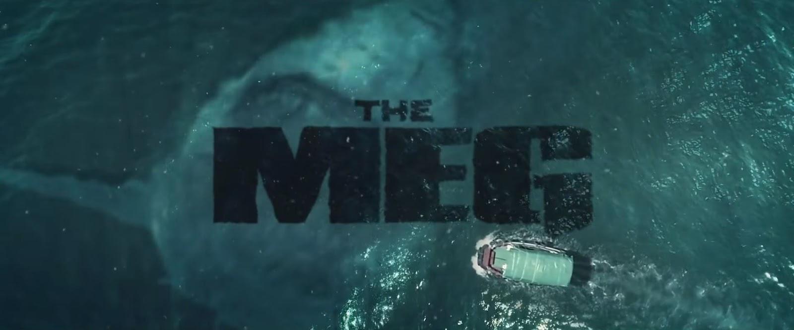 """「MEG ザ・モンスター」""""The Meg""""(2018)"""