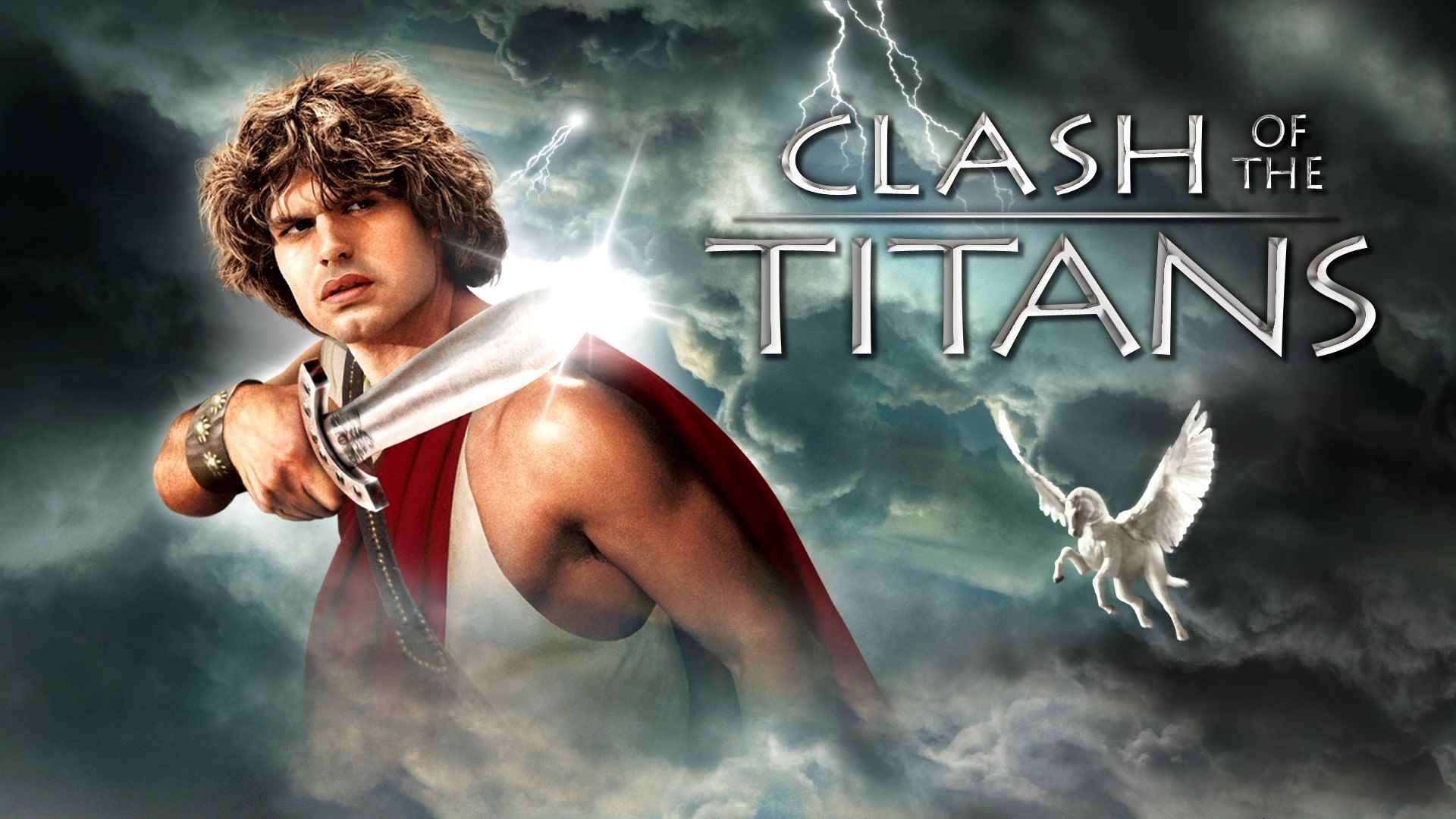 """「タイタンの戦い」""""Clash of the Titans""""(1981)"""