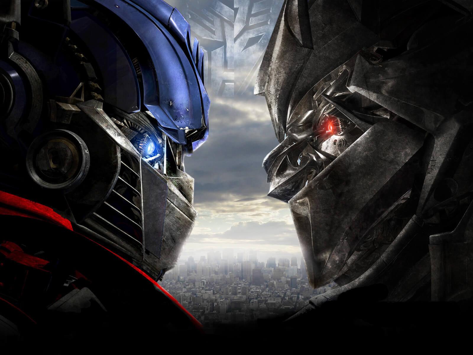"""「トランスフォーマー」""""Transformers""""(2007)"""