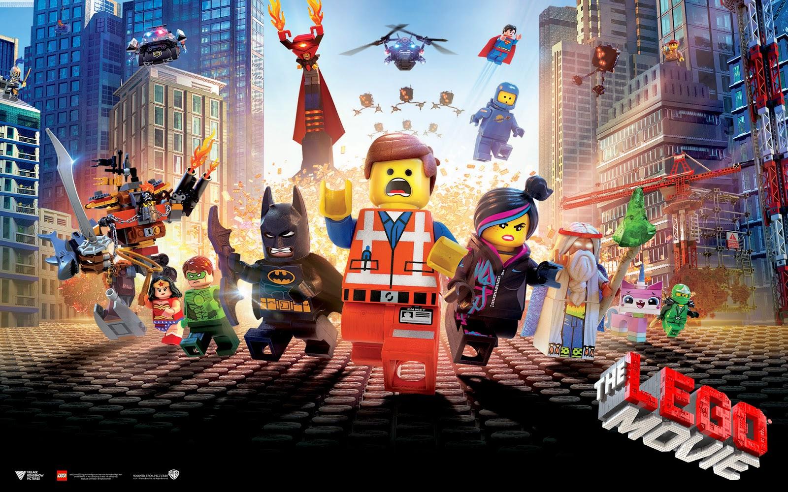 """「レゴ®ムービー」""""The Lego® Movie""""(2014)"""