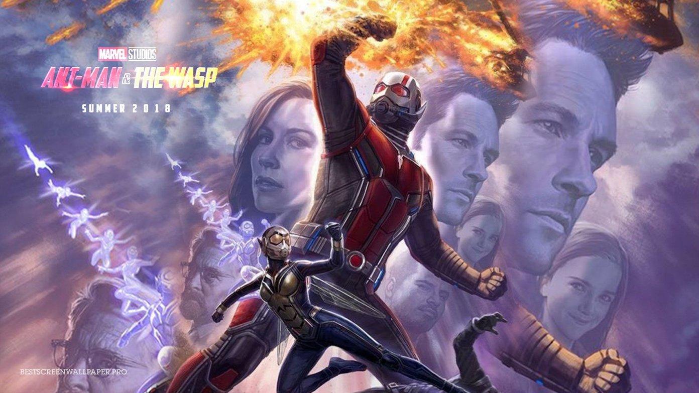 """「アントマン&ワスプ」""""Ant-man & the Wasp""""(2018)"""