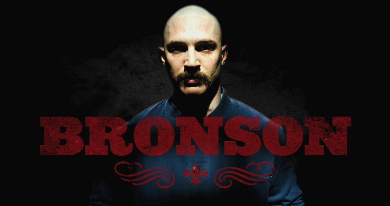 """「ブロンソン」""""Bronson""""(2008)"""