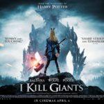 """「バーバラと心の巨人」""""I Kill Giants""""(2017)"""