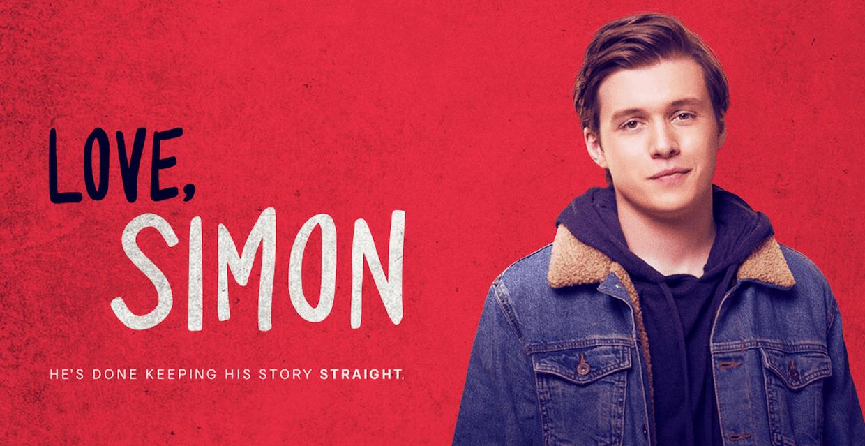 """「Love, サイモン 17歳の告白」""""Love, Simon""""(2018)"""