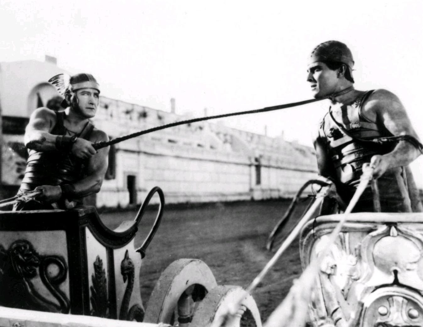 "「ベン・ハー」""Ben-Hur: A Tale of the Christ""(1925)"