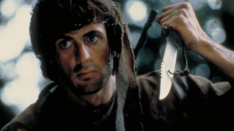 """「ランボー」""""First Blood""""(1982)"""