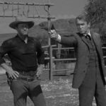 """「リバティバランスを射った男」""""The Man Who Shot Liberty Valance""""(1962)"""