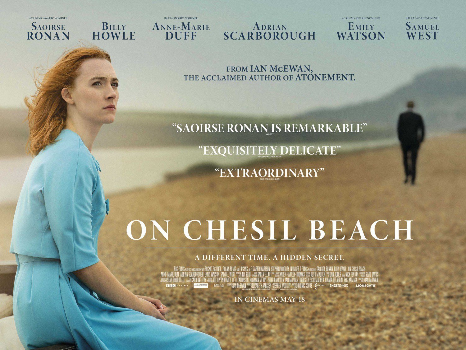 "「追想」""On Chesil Beach""(2017)"