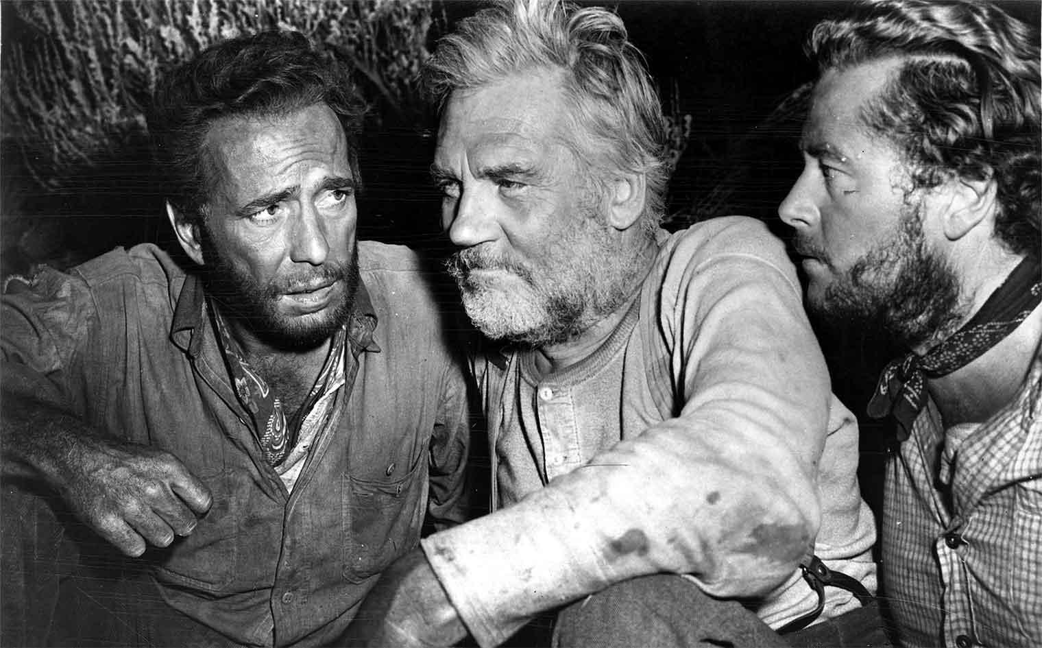 """「黄金」""""The Treasure of the Sierra Madre""""(1948)"""