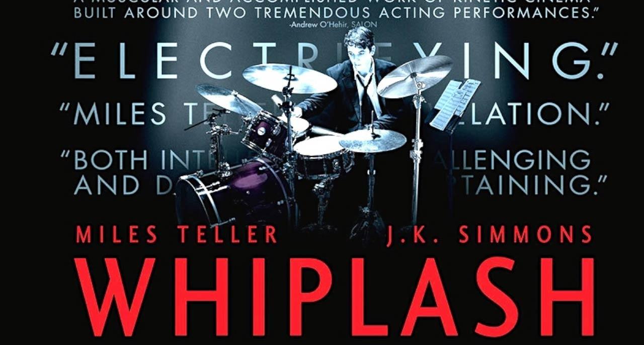 """「セッション」""""Whiplash""""(2014)"""