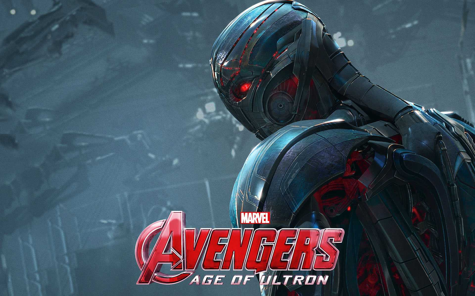 """「アベンジャーズ/エイジ・オブ・ウルトロン」""""Avengers: Age of Ultron""""(2015)"""