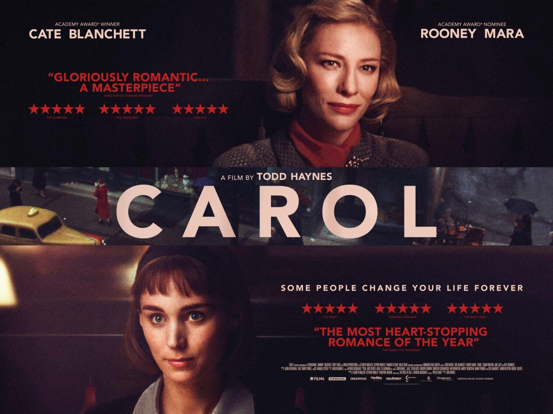 """「キャロル」""""Carol""""(2015)"""