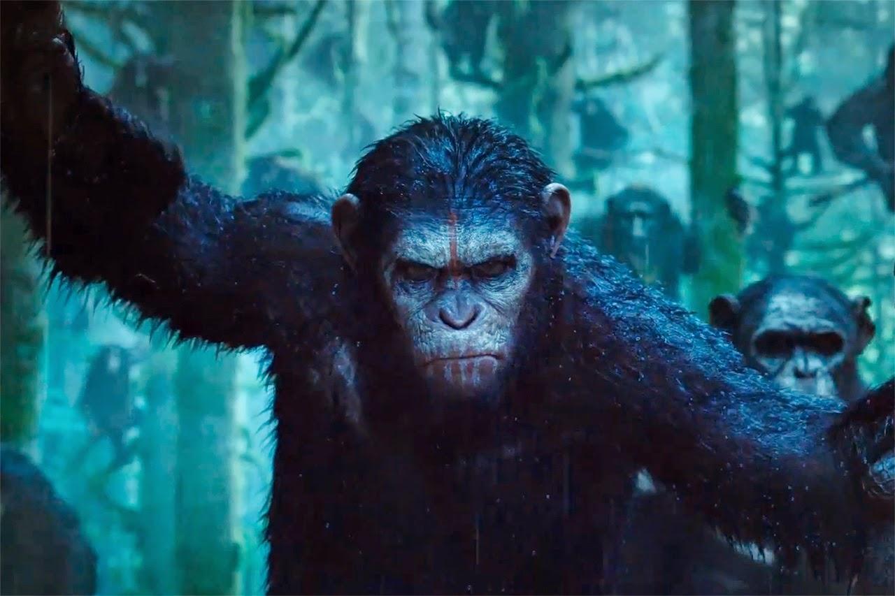 """「猿の惑星:新世紀」""""Dawn of the Planet of the Apes""""(2014)"""