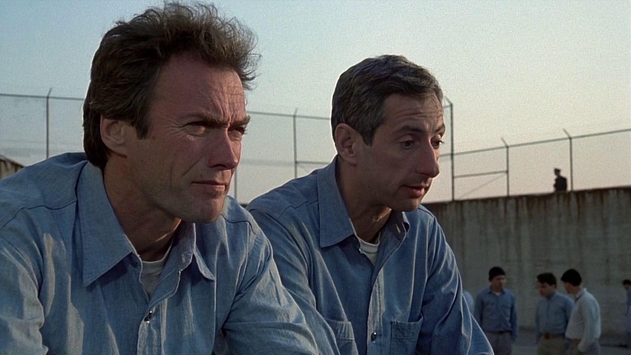 """「アルカトラズからの脱出」""""Escape from Alcatraz""""(1979)"""
