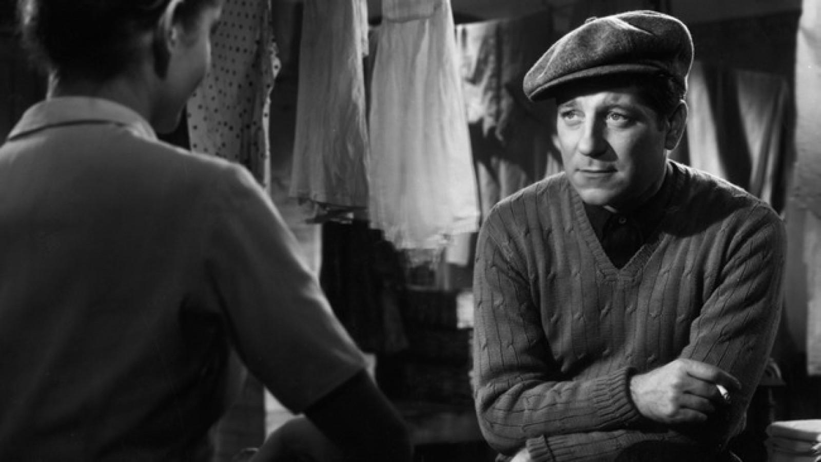 """「陽は昇る」""""Le Jour Se Leve"""" aka """"Daybreak""""(1939)"""