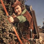 "「ロビンフッドの冒険」""The Adventures of Robin Hood""(1938)"