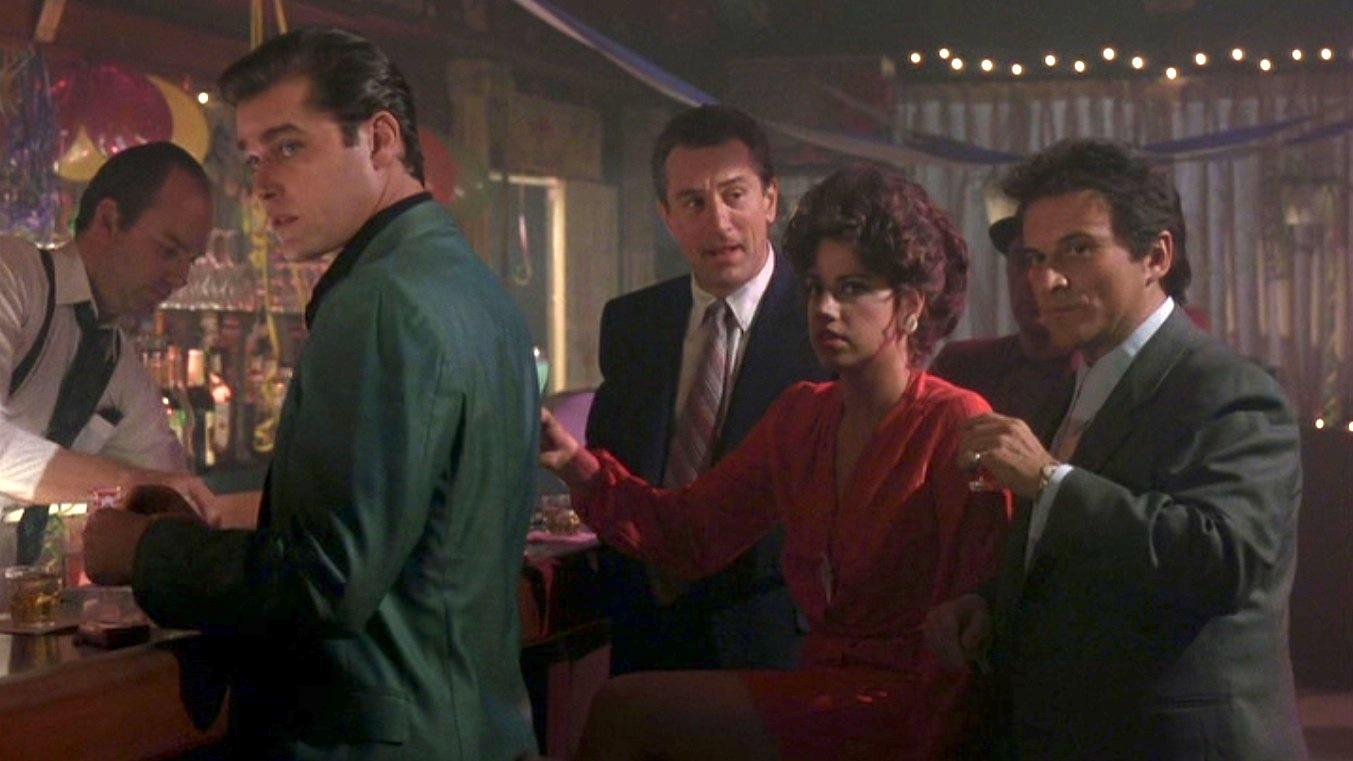 """「グッドフェローズ」""""Goodfellas""""(1990)"""