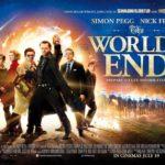 """「ワールズ・エンド 酔っ払いが世界を救う!」""""The World's End""""(2013)"""