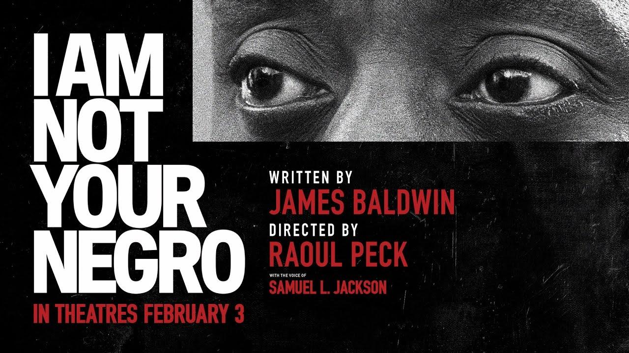 """「私はあなたのニグロではない」""""I Am Not Your Negro""""(2016)"""