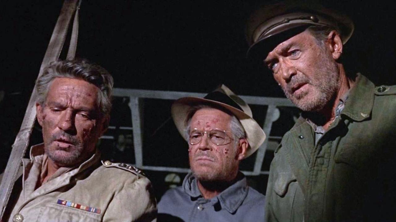 """「飛べ!フェニックス」""""The Flight of Phoenix""""(1965)"""