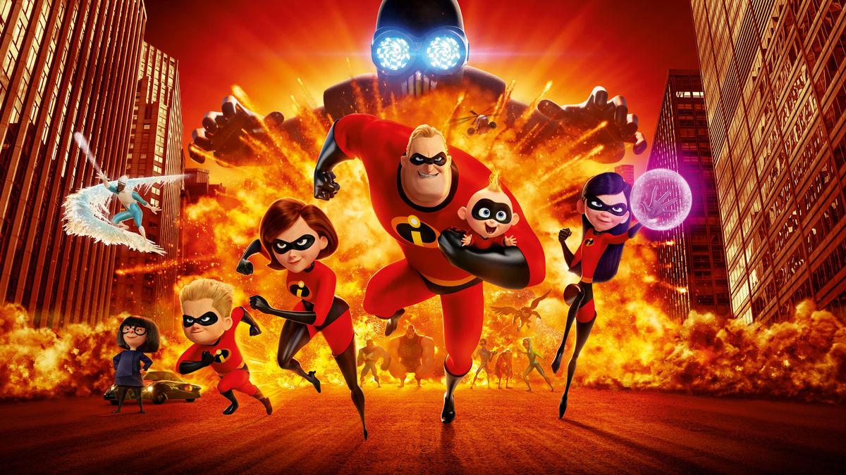 """「インクレディブル・ファミリー」""""The Incredibles 2″(2018)"""