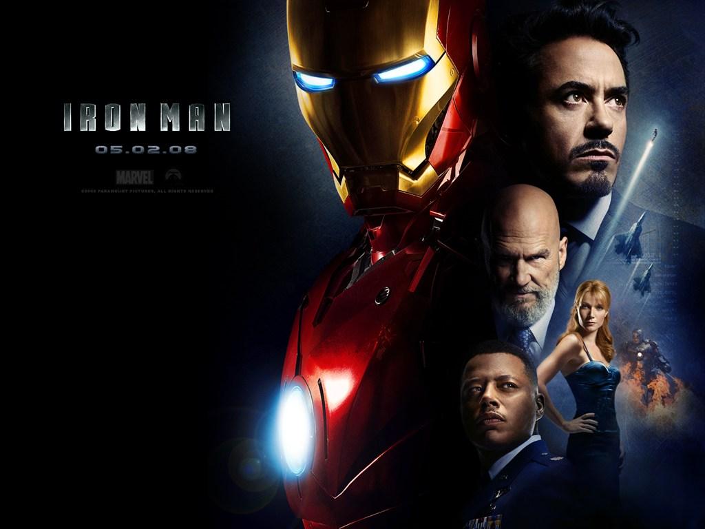 """「アイアンマン」""""Iron Man""""(2008)"""