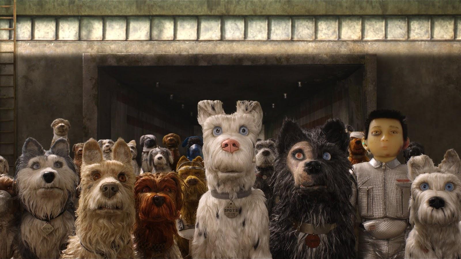 """「犬ヶ島」""""Isle of Dogs""""(2018)"""