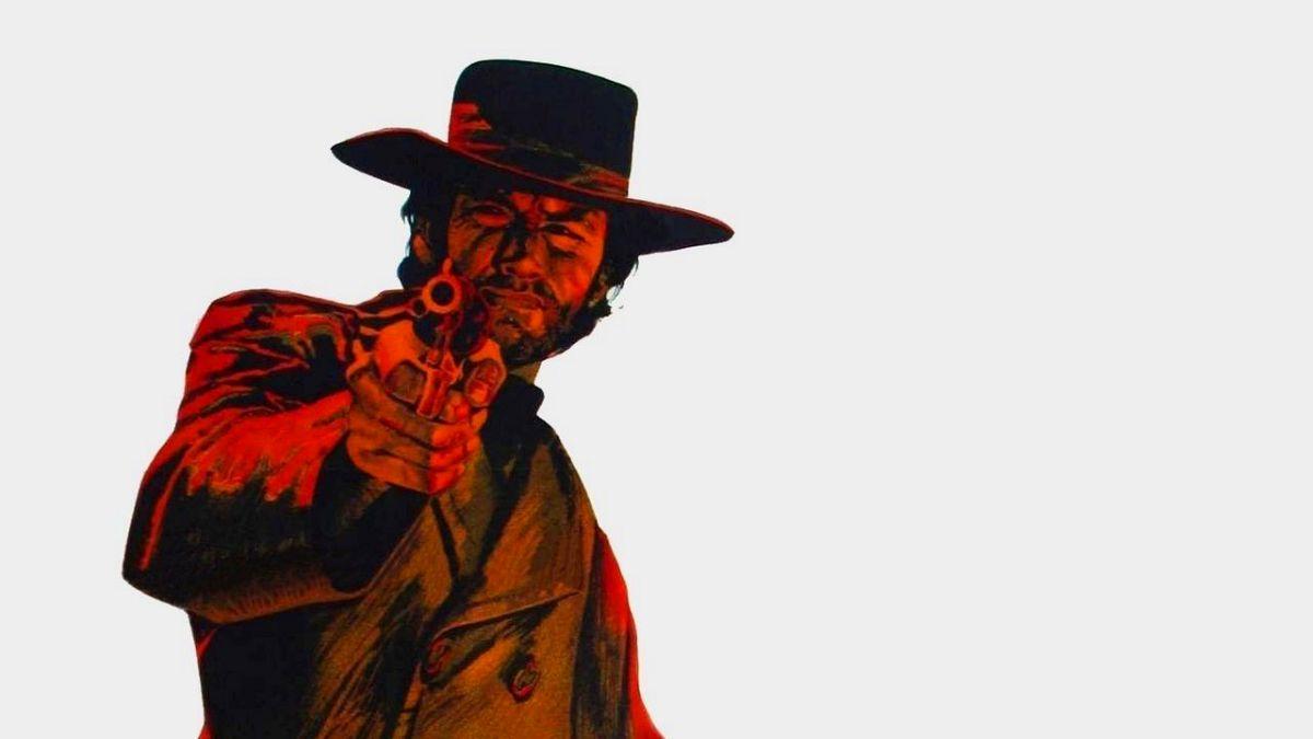 """「荒野のストレンジャー」""""High Plains Drifter""""(1973)"""