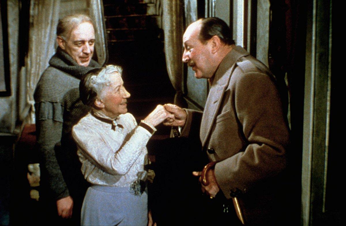 """「マダムと泥棒」""""The Ladykillers""""(1955)"""
