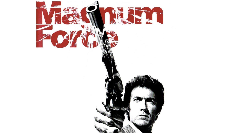 """「ダーティ・ハリー2」""""Magnum Force""""(1973)"""
