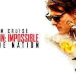 """「ミッション:インポッシブル/ローグ・ネイション」""""Mission: Impossible – Rogue Nation""""(2015)"""
