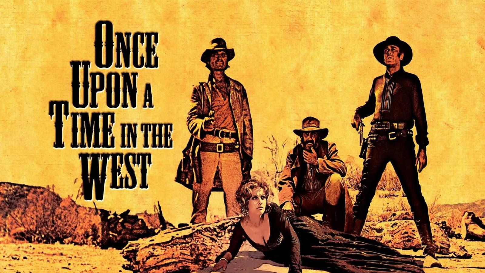 """「ウエスタン」""""Once Upon A Time In The West""""(1968)"""