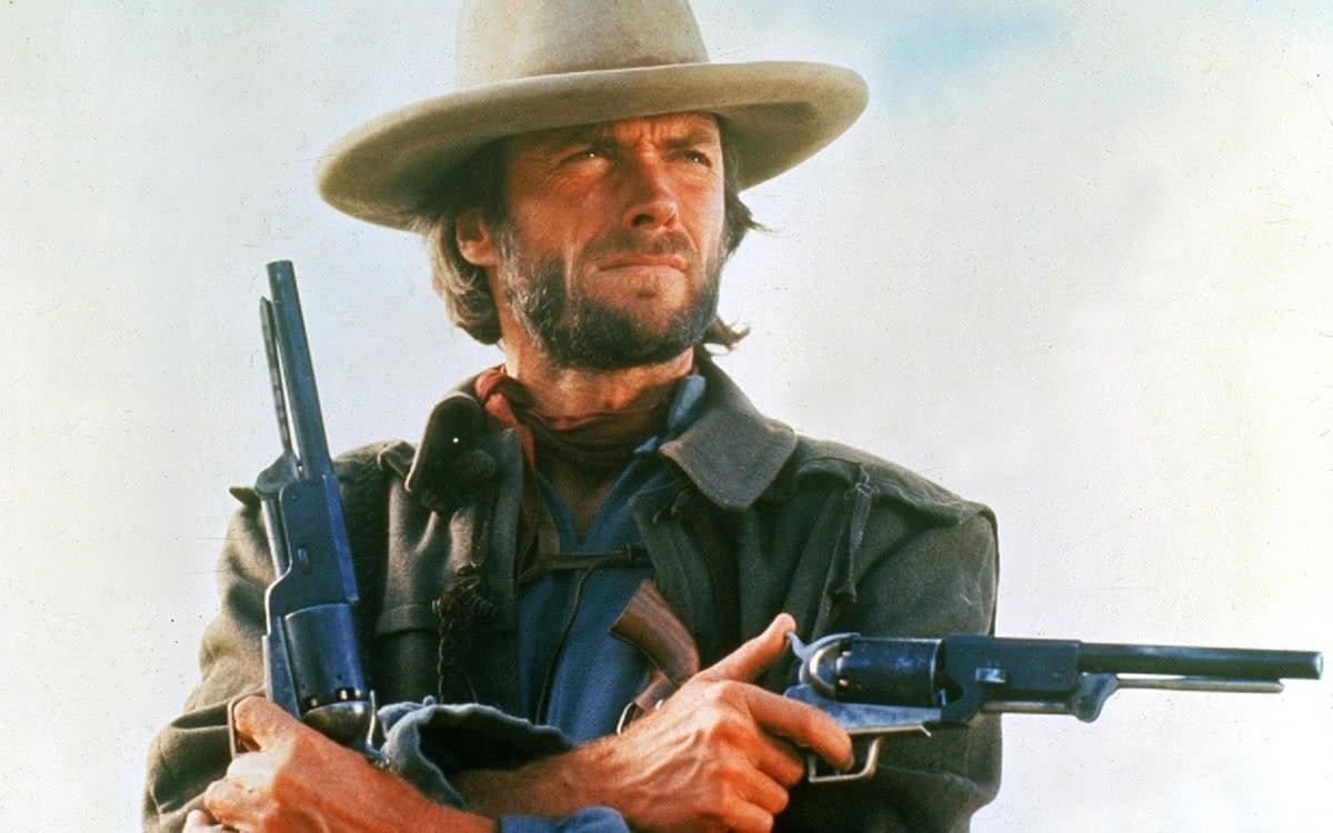 """「アウトロー」""""The Outlaw Josey Wales""""(1976)"""