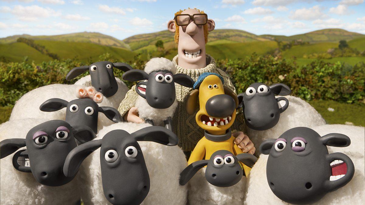 """「ひつじのショーン~バック・トゥ・ザ・ホーム~」""""Shaun the sheep Movie""""(2015)"""
