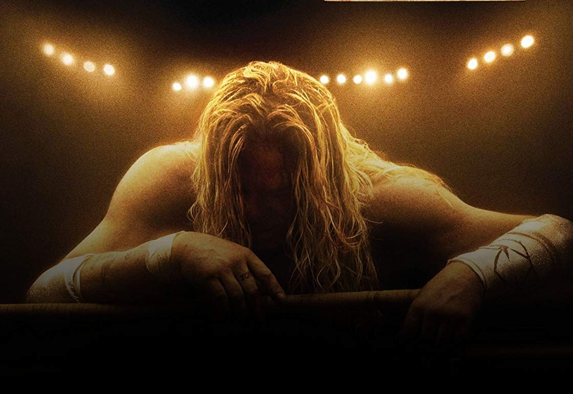 """「レスラー」""""The Wrestler""""(2008)"""