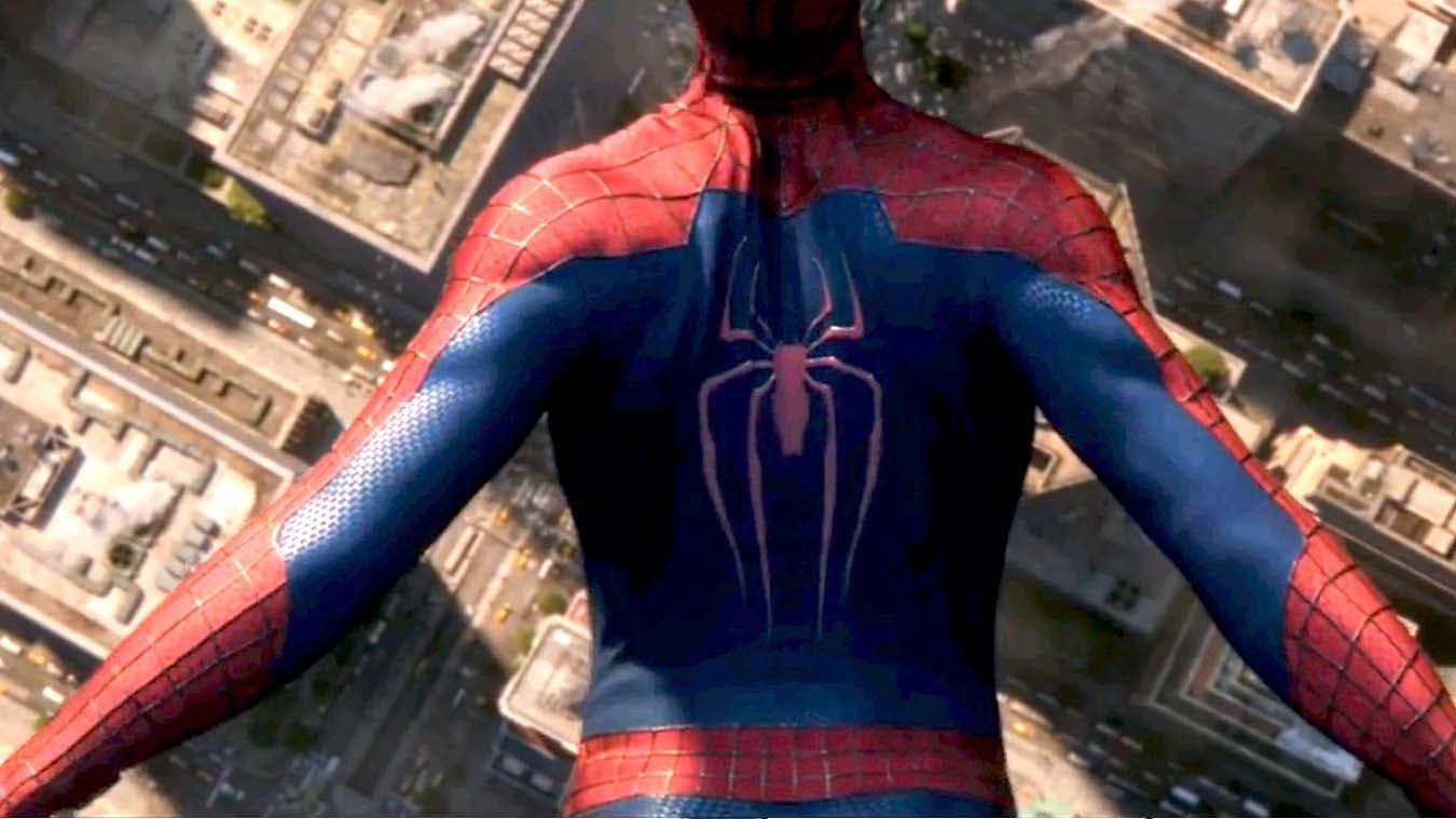 """「アメイジング・スパイダーマン2」""""Amazing Spiderman2″(2014)"""