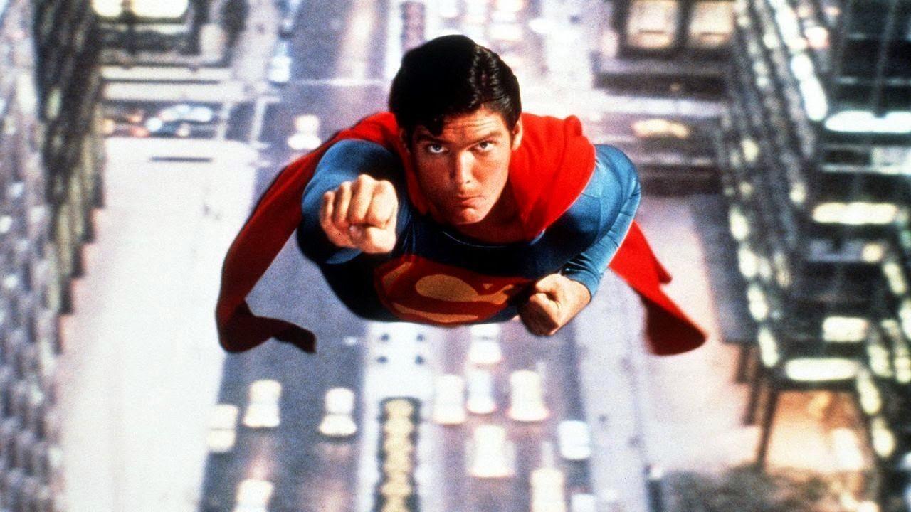 """「スーパーマン」""""Superman""""(1978)"""