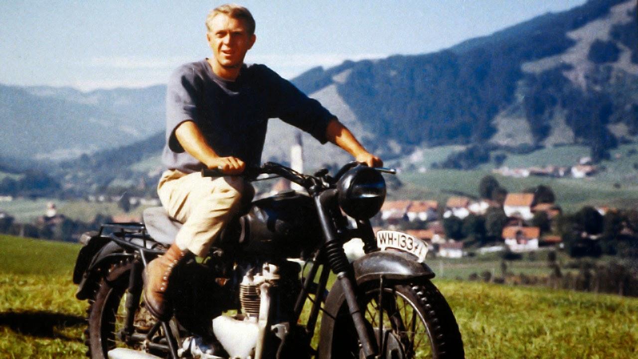 """「大脱走」""""The Great Escape""""(1963)"""
