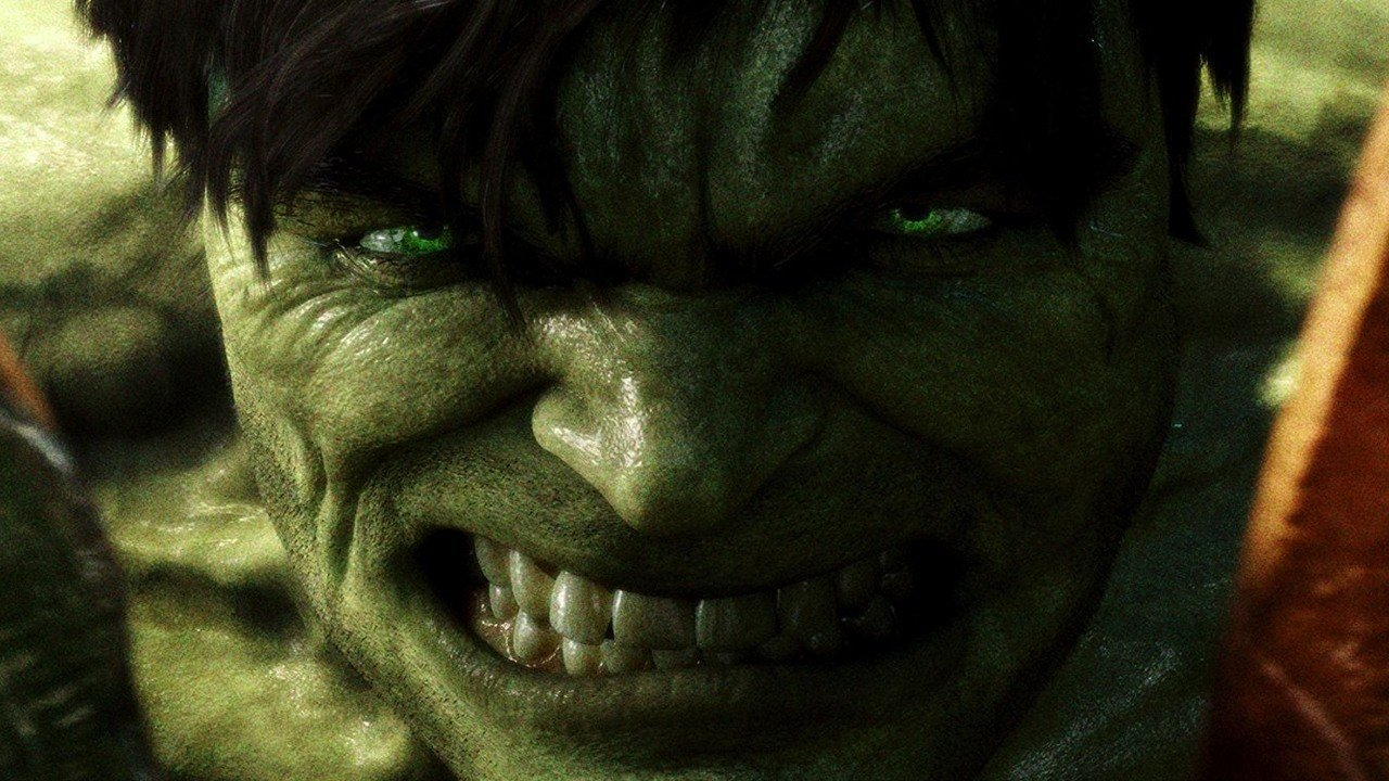 """「インクレディブル・ハルク」""""The Incredible Hulk""""(2008)"""