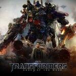 """「トランスフォーマーダークサイドムーン」""""Transformers Dark of the Moon""""(2011)"""