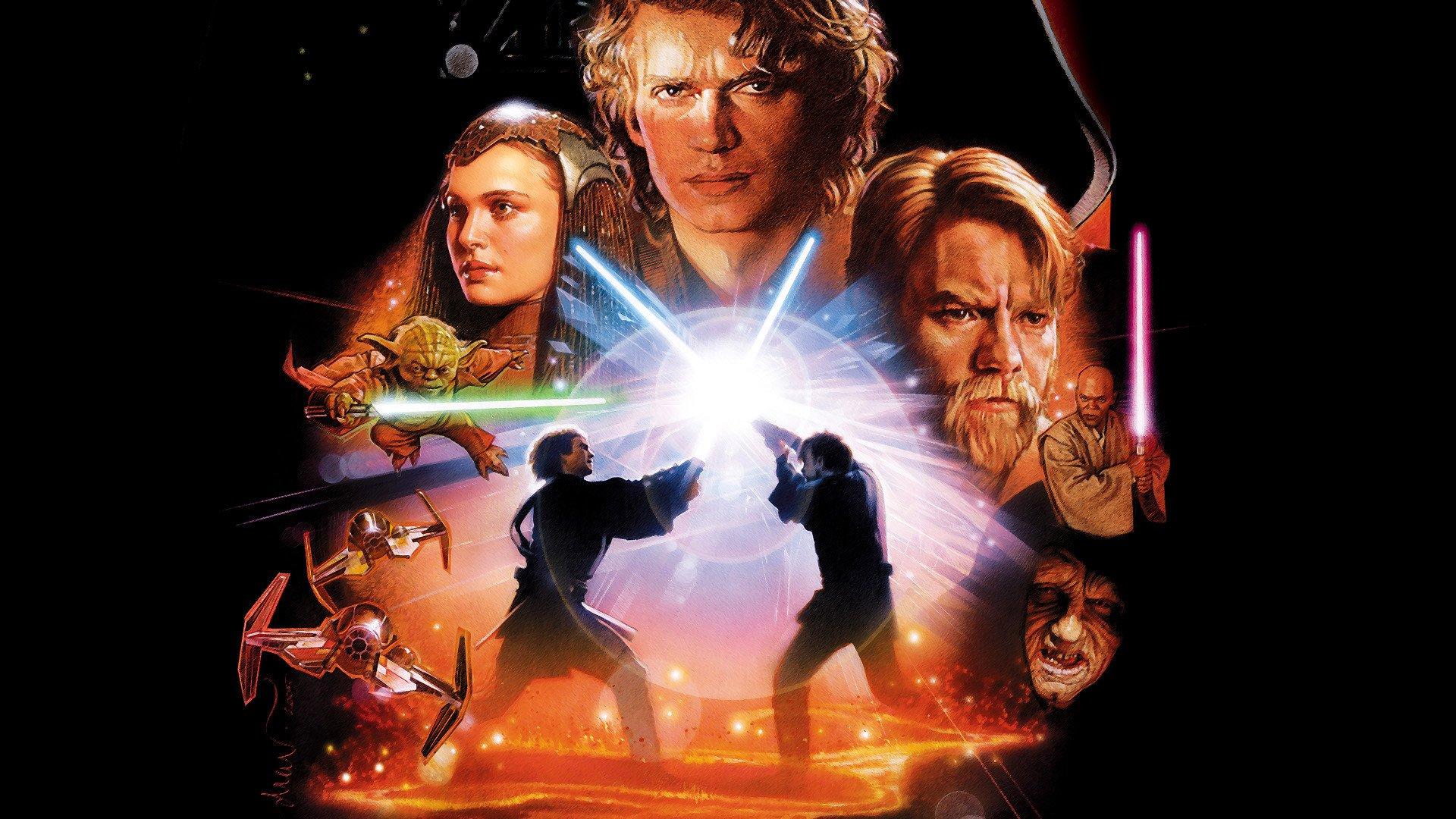 """「スター・ウォーズ エピソード3 シスの復讐」""""STARWARS Episode III Revenge of the Sith""""(2005)"""