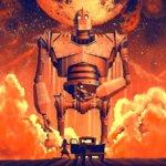 """「アイアン・ジャイアント」""""Iron Giant""""(1999)"""