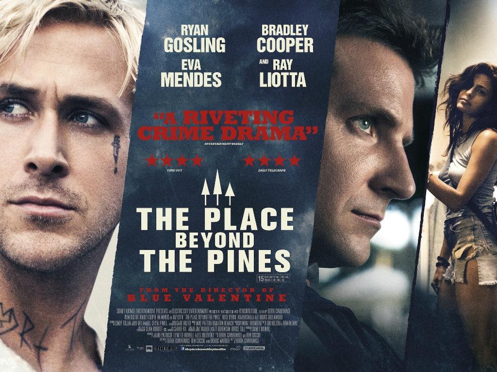 """「プレイス・ビヨンド・ザ・パインズ/宿命」""""The Place Beyond The Pines""""(2012)"""