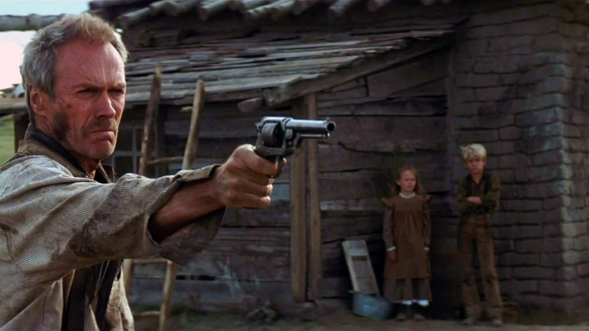 """「許されざる者」""""Unforgiven""""(1992)"""