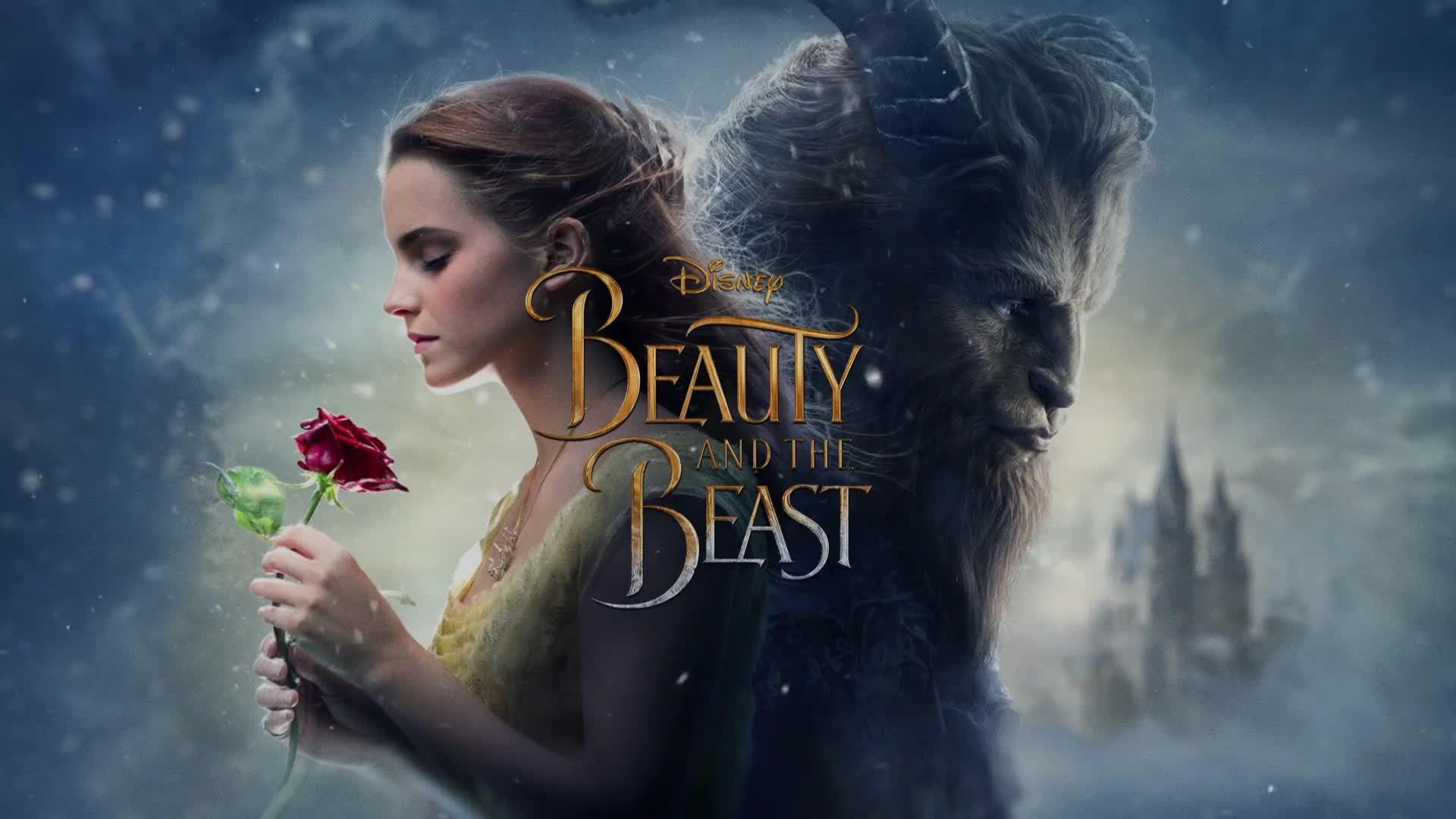 """「美女と野獣」""""Beauty and the Beast""""(2017)"""