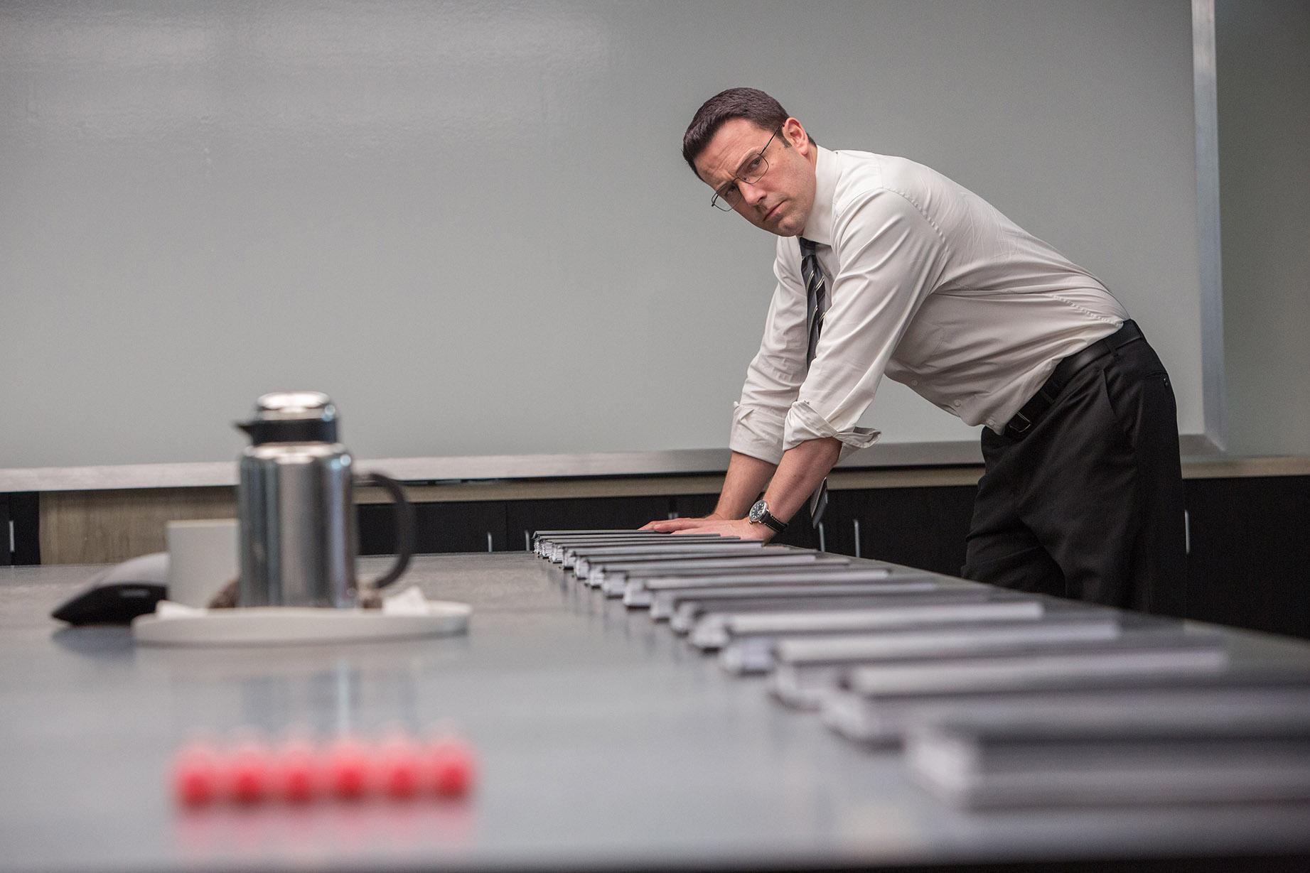 """「ザ・コンサルタント」""""The Accountant""""(2016)"""