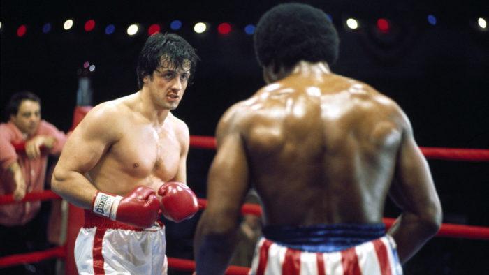 """「ロッキー」""""Rocky""""(1976)「ロッキー」(1976)"""